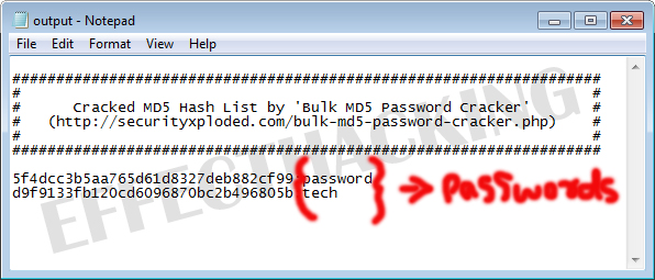 MD5-Output-File