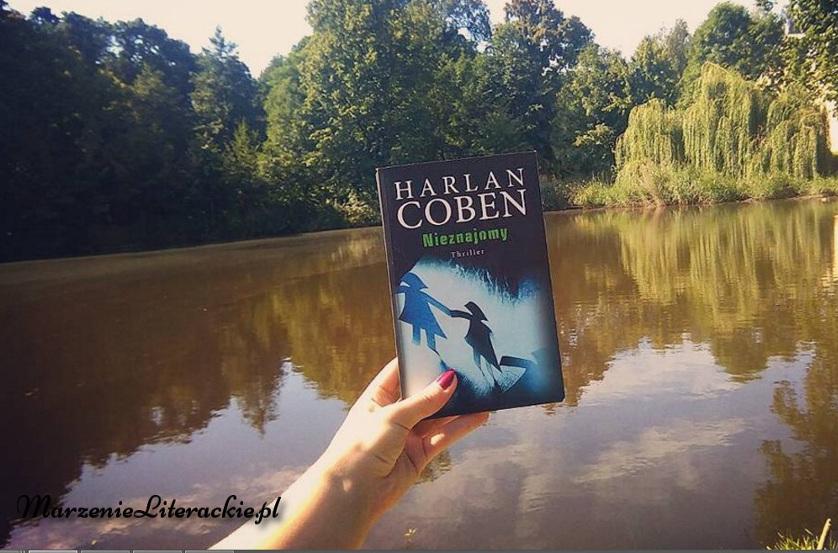 Harlan Coben, Nieznajomy, Recenzja, Marzenie Literackie