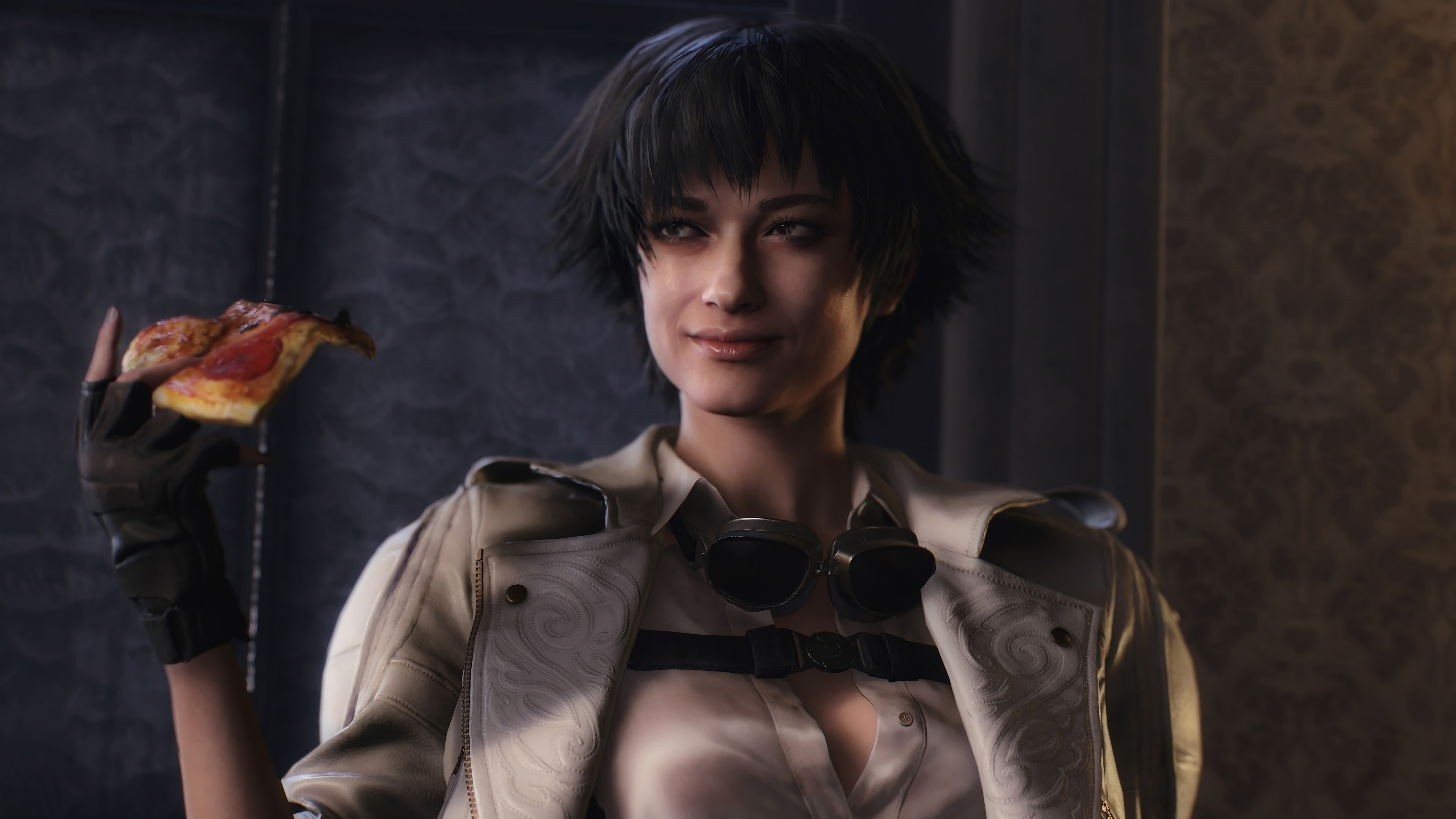 Lady Devil May Cry 5 4k Wallpaper 138