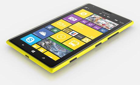 4 Daftar Smartphone dengan Baterai Tahan Lama - Nokia Lumia 1520
