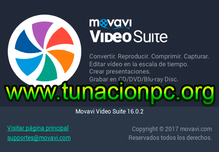 Movavi Video Suite Imagen
