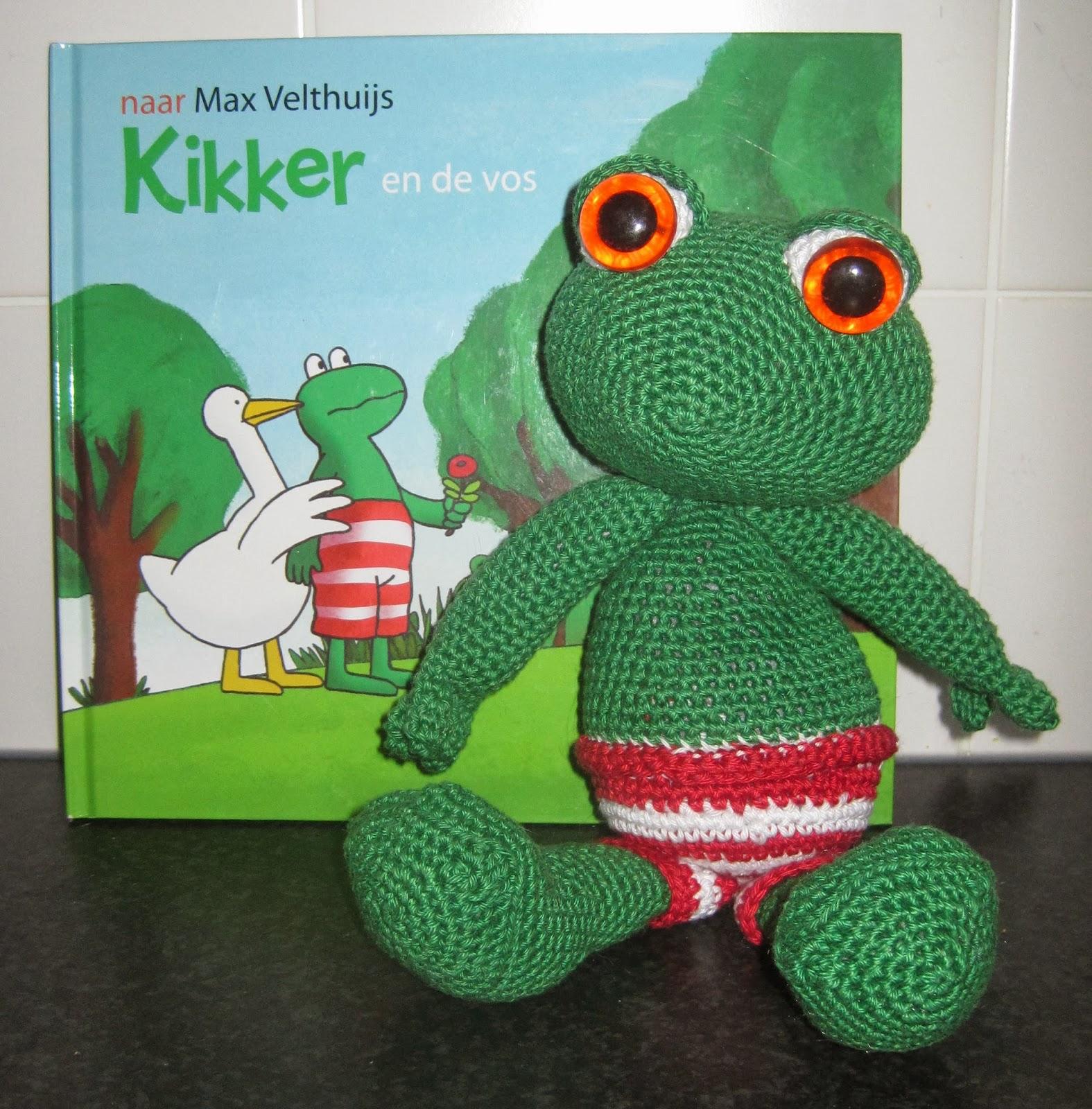 Super Ml4...: Grote Kikker - Max Velthuijs &CC76