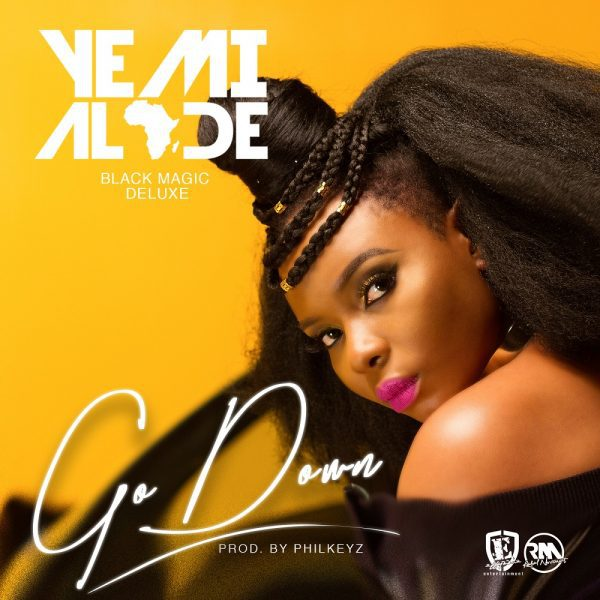 DOWNLOAD MP3 : Yemi Alade - Go Down