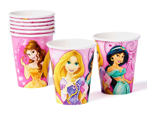 Disney Princess 9oz Paper Party Cups