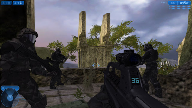 Halo 2 Full Setup