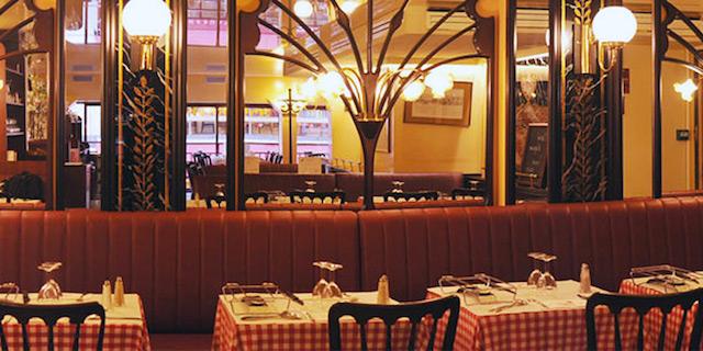 Restaurante L'Entrecôte de Paris