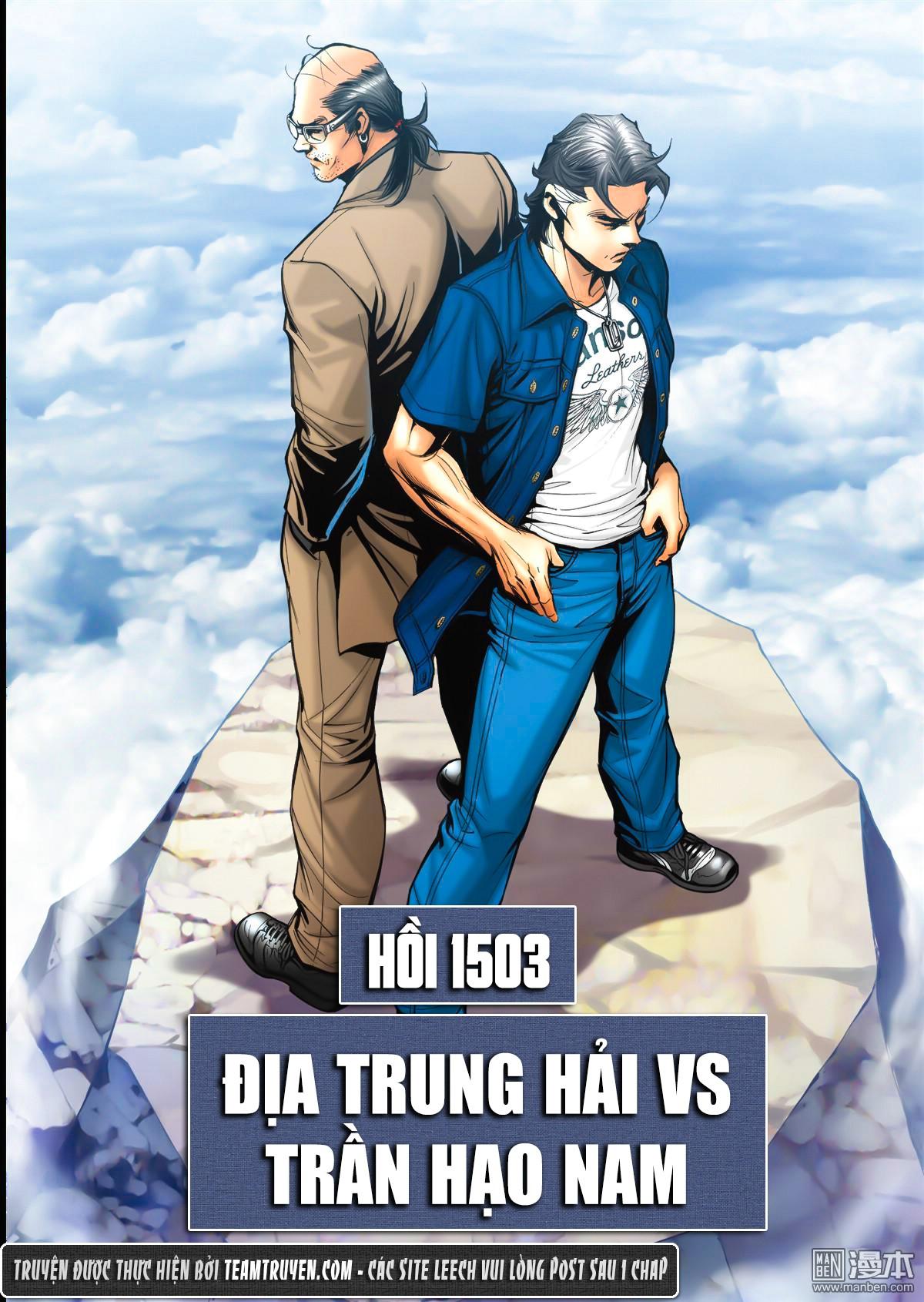 Người Trong Giang Hồ NetTruyen chap 1503 - Trang 2