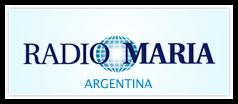 Radio Maria FM 101.5 Argentina