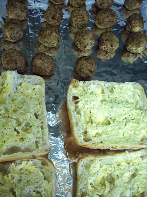 Toasted Meatball Sandwich #MixNMatchMeals #shop