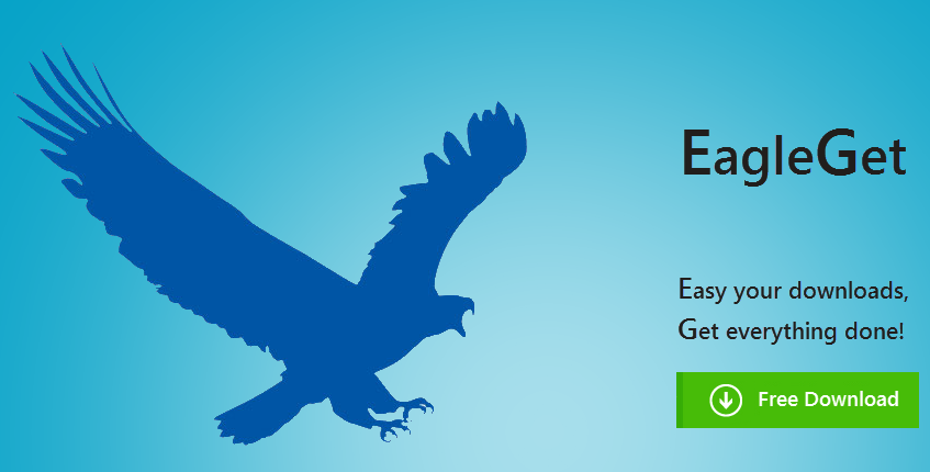 Basic Features of EagleGet download Accelerator