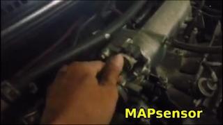 Map sensor honda accord cielo