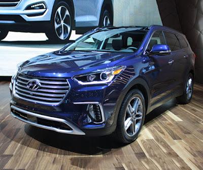 2018 Hyundai Santa Fe Redesign, prix, concept, date de sortie et spécifications Rumeurs