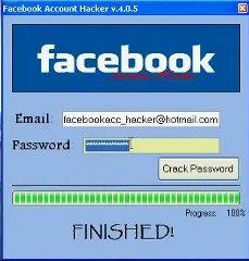طريفة اختراق الفيس بوك باقل من 5 دقائق ؟ How Hacker Facebook