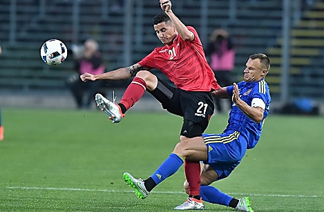 Albania -Ukraine friendly match confirmed - June 3 in Evian