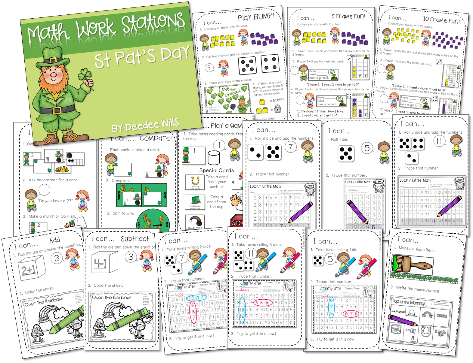 Essential kindergarten assessments for reading writing and math