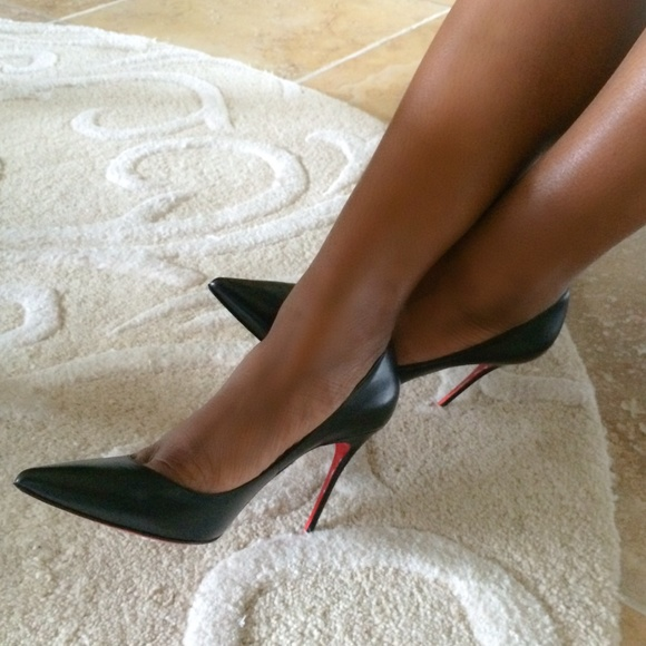 louboutin decollete 554 100