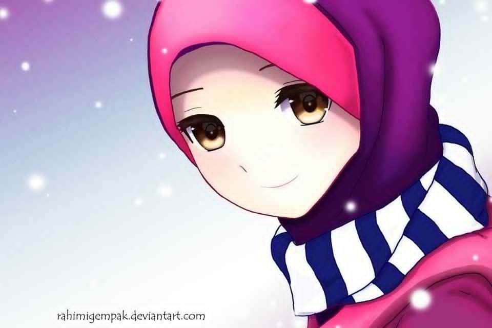 Tokoh Anime Yang Diduga Beragama Islam