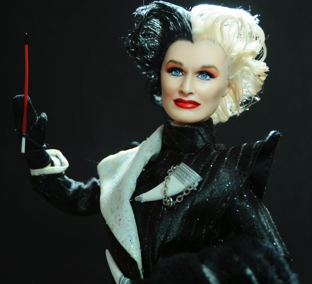 Cruella Deville Glenn Close Pictures images