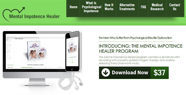Mental Impotence Healer - Erectile Dysfunction Treatment