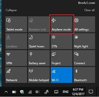 Cara Menghemat Baterai pada Windows 10