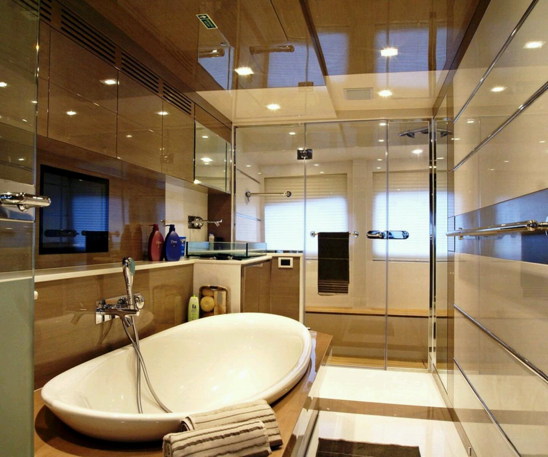 Modern Furniture: Modern Luxury Washrooms Designs