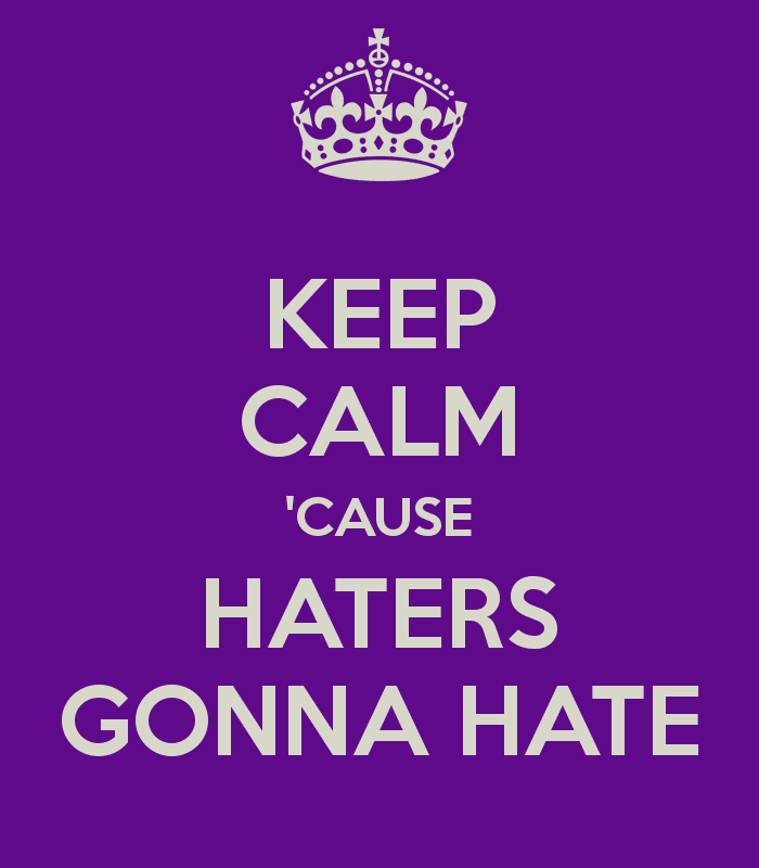 who are haters