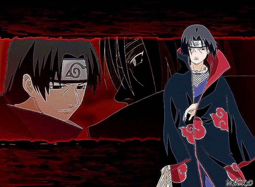 Anime Itachi Naruto Shippuden Wallpaper Hd Desktop ...