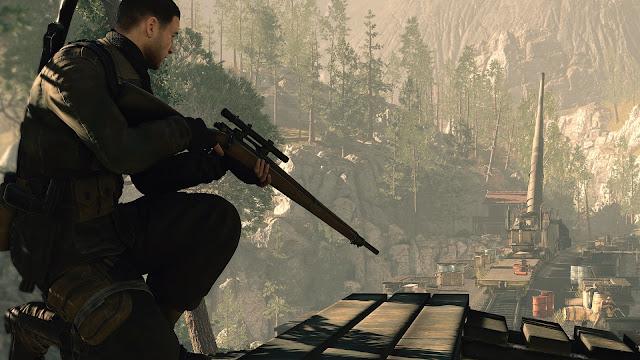 Sniper Elite 4 PC Free Download Screenshot 2