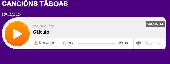 http://baseduas.blogspot.com.es/2015/02/cancions-taboas.html