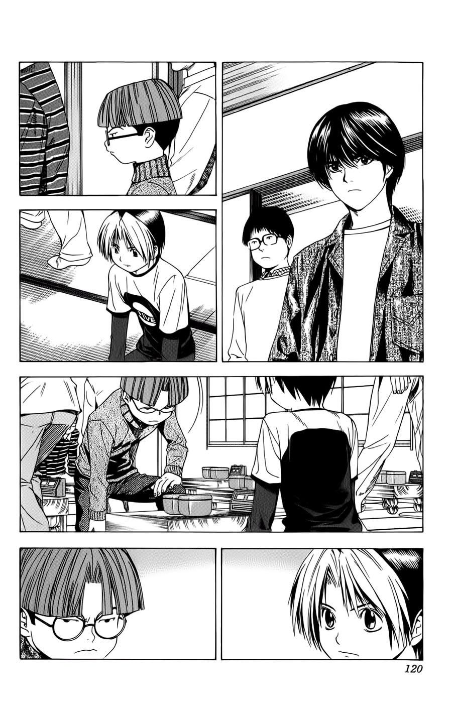 Hikaru No Go hikaru no go chap 93 trang 16
