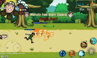 Download Naruto Senki Mod v1.17 by Doni Apk