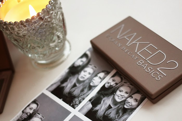 A beauty review of the new Urban Decay Naked2 Basics Palette