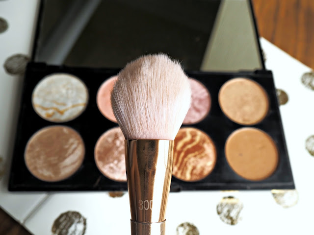 Real Techniques Bold Metals Rose Gold Blush Brush