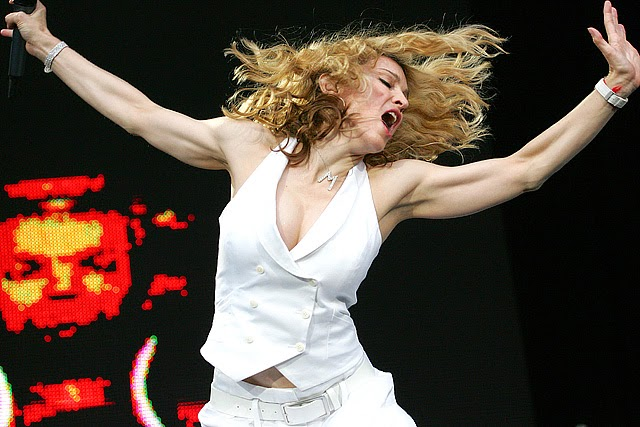 Madonna's Top 10 Best Live Performances of All Time!