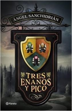 Tres enanos y pico de Ángel Sanchidrián