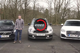 Audi Q2 vs. Mini Countryman vs. Volvo V40 XC