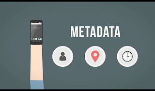 Apa Itu Metadata, Data yang merekam dimana, kapan dan berapa lama kita menghubungi seseorang