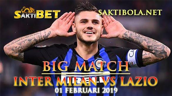Prediksi Sakti Taruhan bola Inter Milan vs Lazio 1 Februari 2019