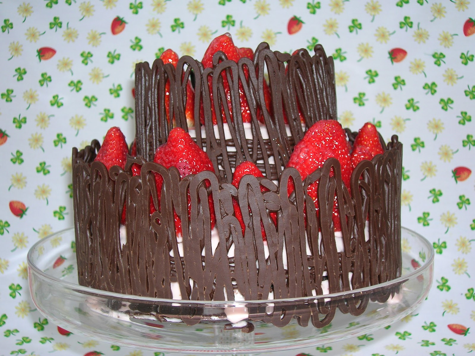 Cucharadas De Placer Marzo 2012 - Adornos-tarta