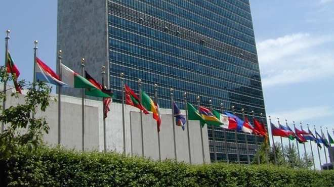 الدول تستغيث بمنظمة الامم المتحدة للتصرف حيال الارهاب الايرانى