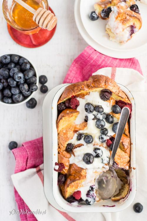zapiekane tosty francuskie