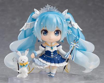 Figuras: Imágenes y detalles del Nendoroid Snow Miku: Snow Princess Ver. - Good Smile Company