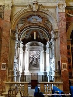 sao pedro montorio capela bernini - São Pedro em Montorio