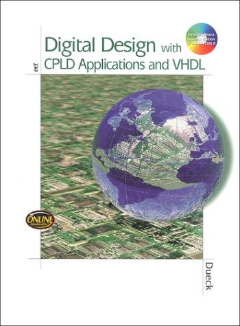 Download (Delmar) ,Digital ,Design with, CPLD, Applications & ,VHDL,PDF