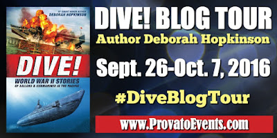 Literary hoots dive blog tour five tips for novice and aspiring nonfiction writers by deborah - Dive time tours ...