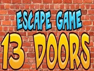 Juego Escape Game: 13 Doors Escape Solución