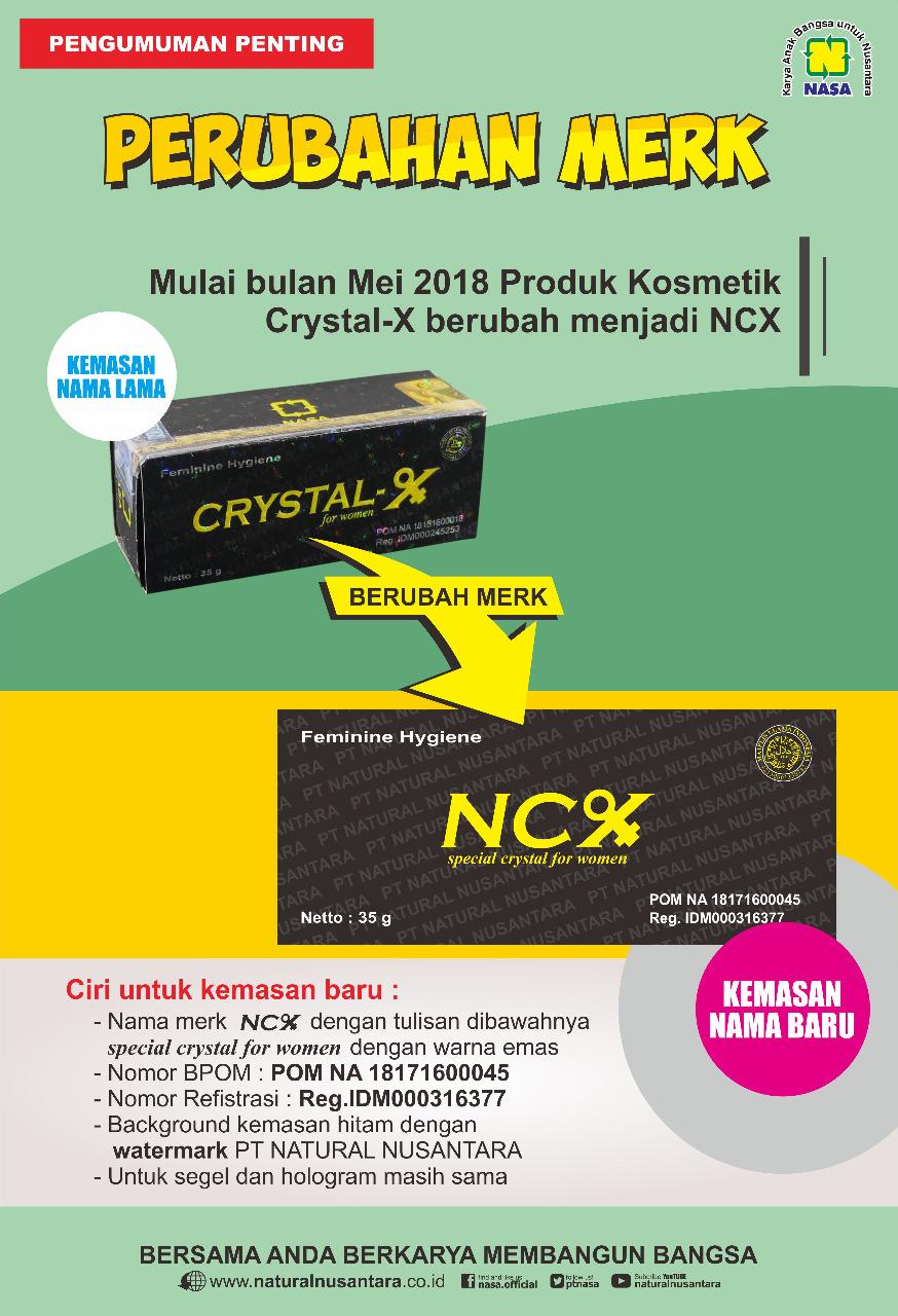 Hasil gambar untuk perubahan merk ncx