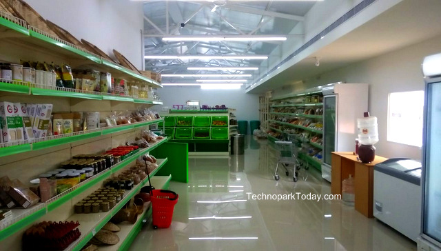 Krishipura A One Stop Organic Shop In Technopark