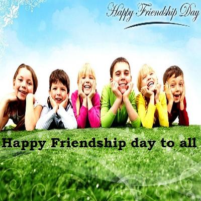 Friendship day 2017 Facebook Dp