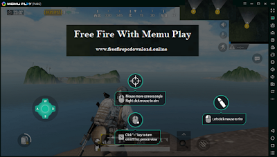 Free Fire With Memu Play